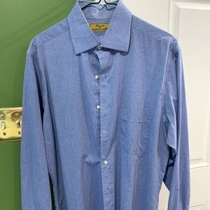 Other - Tom James Innocenti Hand made dress shirt